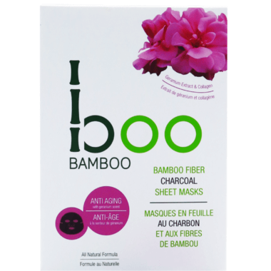 Personal Care - Boo Bamboo - Sheet Mask Anti-Aging, Single 25ml