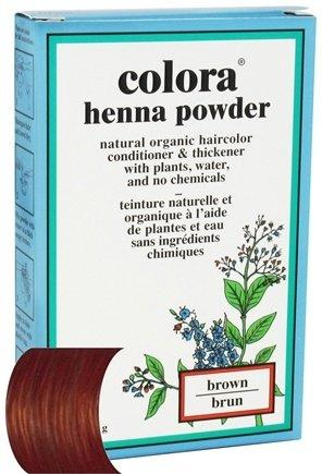 Personal Care - Colora Henna - Henna Powder - Brown - 60g