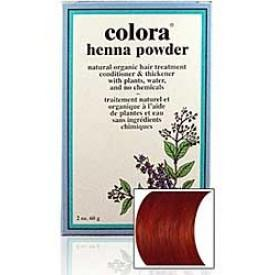 Personal Care - Colora Henna - Henna Powder - Mahogany - 60g