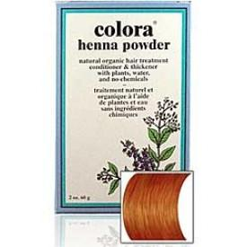 Personal Care - Colora Henna - Henna Powder - Red Sunset - 60g