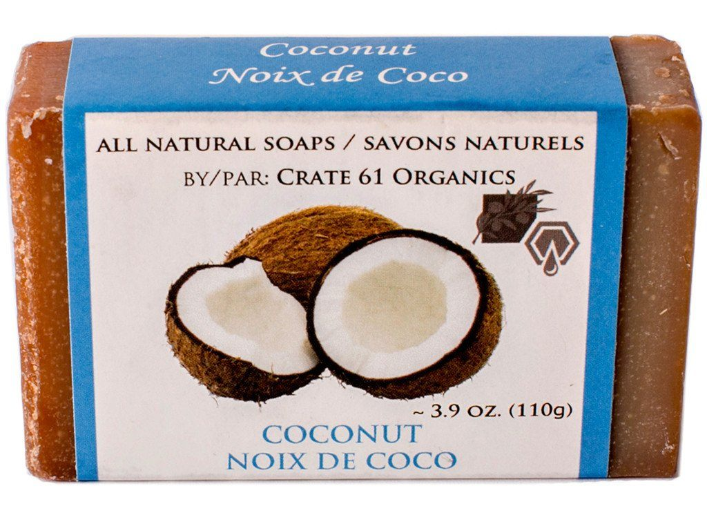 Personal Care - Crate 61 - Coconut Soap, 110g