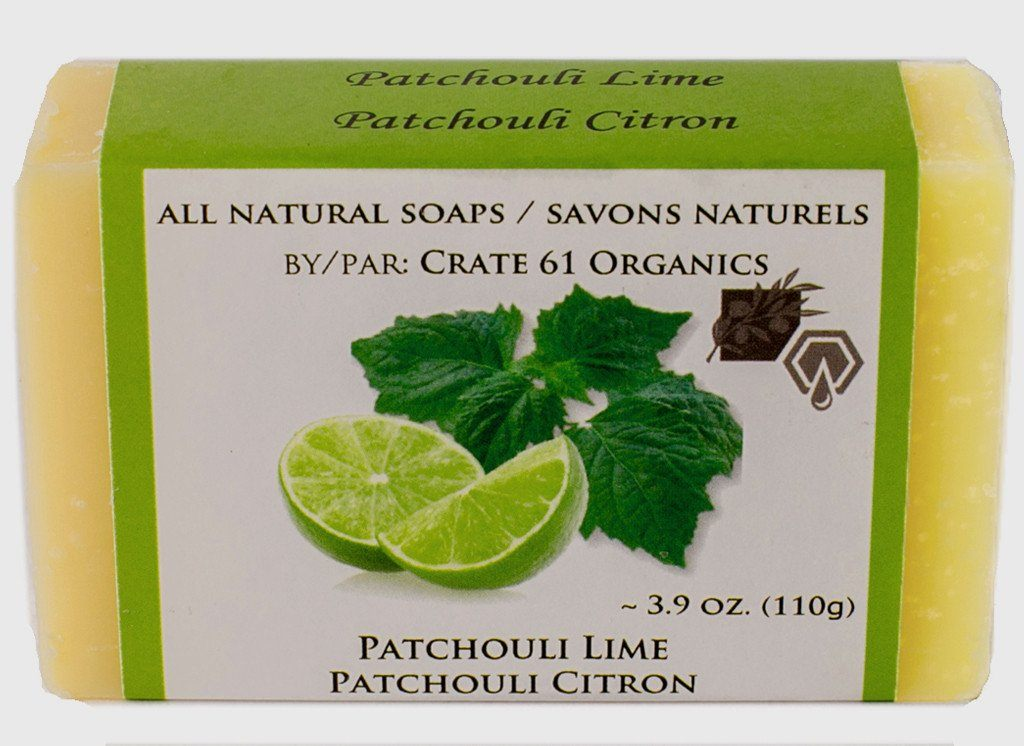 Personal Care,Deals Of The Week - Crate 61 - Patchouli Soap, 110g