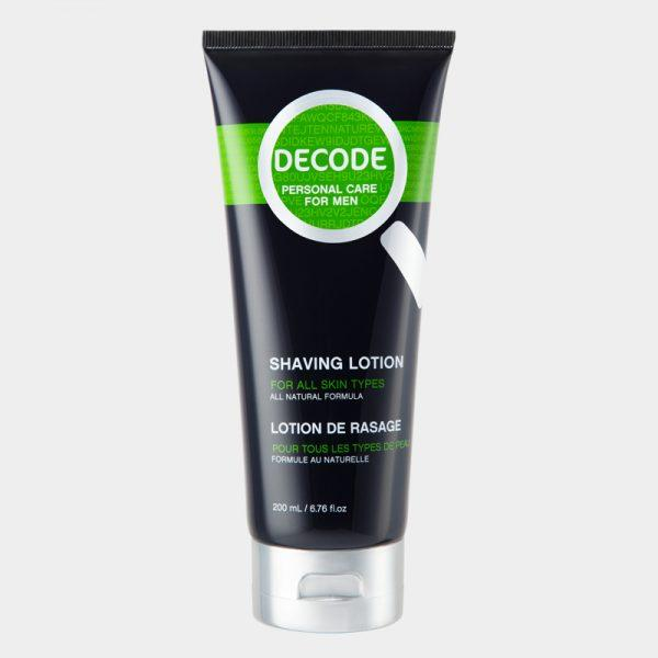 Personal Care - Decode - Shaving Lotion, 200ml