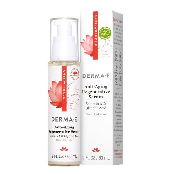 Personal Care - Derma E - Anti-Aging Regenerative Serum, 60mL