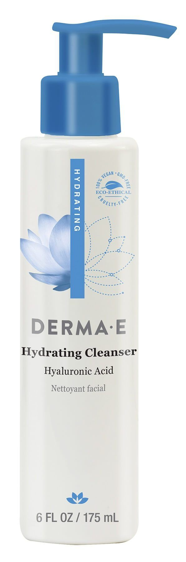 Personal Care - Derma E - Hydrating Cleanser - 175ml