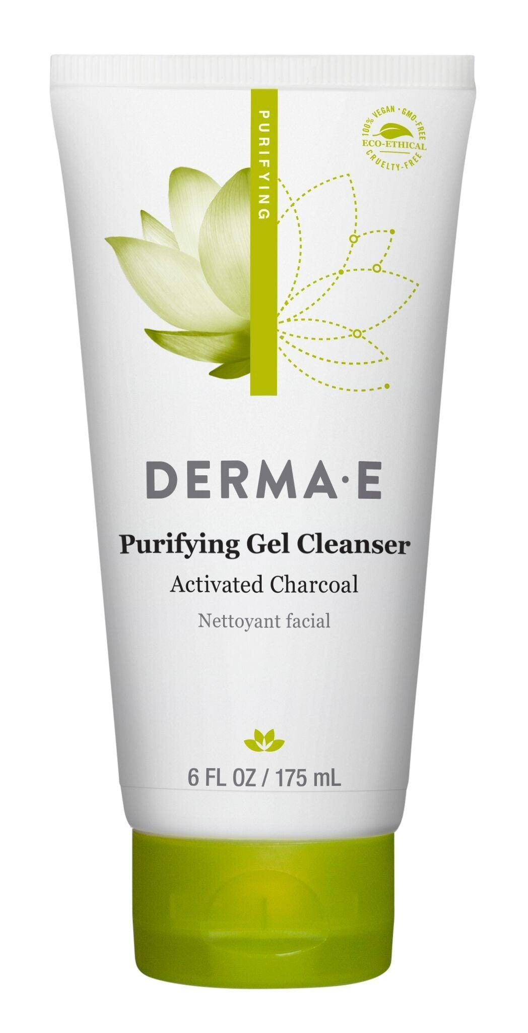 Personal Care - Derma E - Purifying Gel Cleanser, 175ml