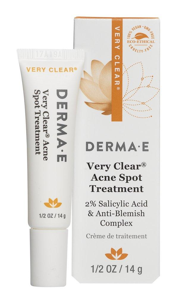 Personal Care - Derma E - Very Clear Spot Blemish Treatment - 14g