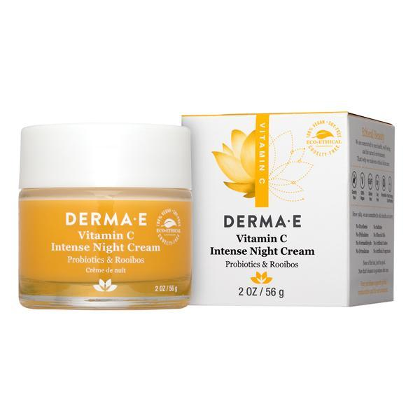 Personal Care - Derma E - Vitamin C Intense Night Cream, 56g