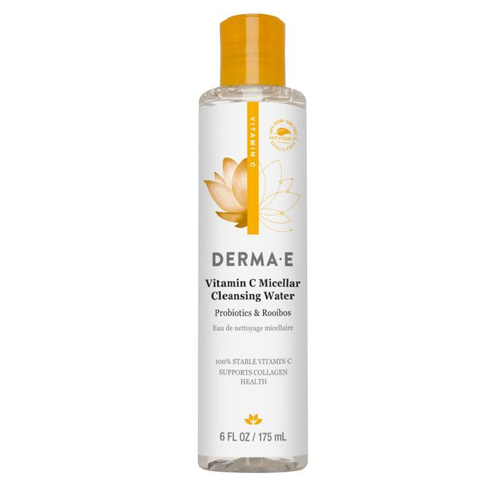 Personal Care - Derma E - Vitamin C Micellar Cleansing Water - 175ML