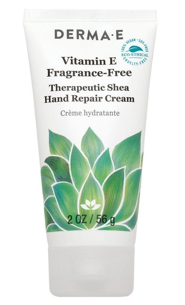 Personal Care - Derma E - Vitamin E Shea Hand Repair Cream, 2oz