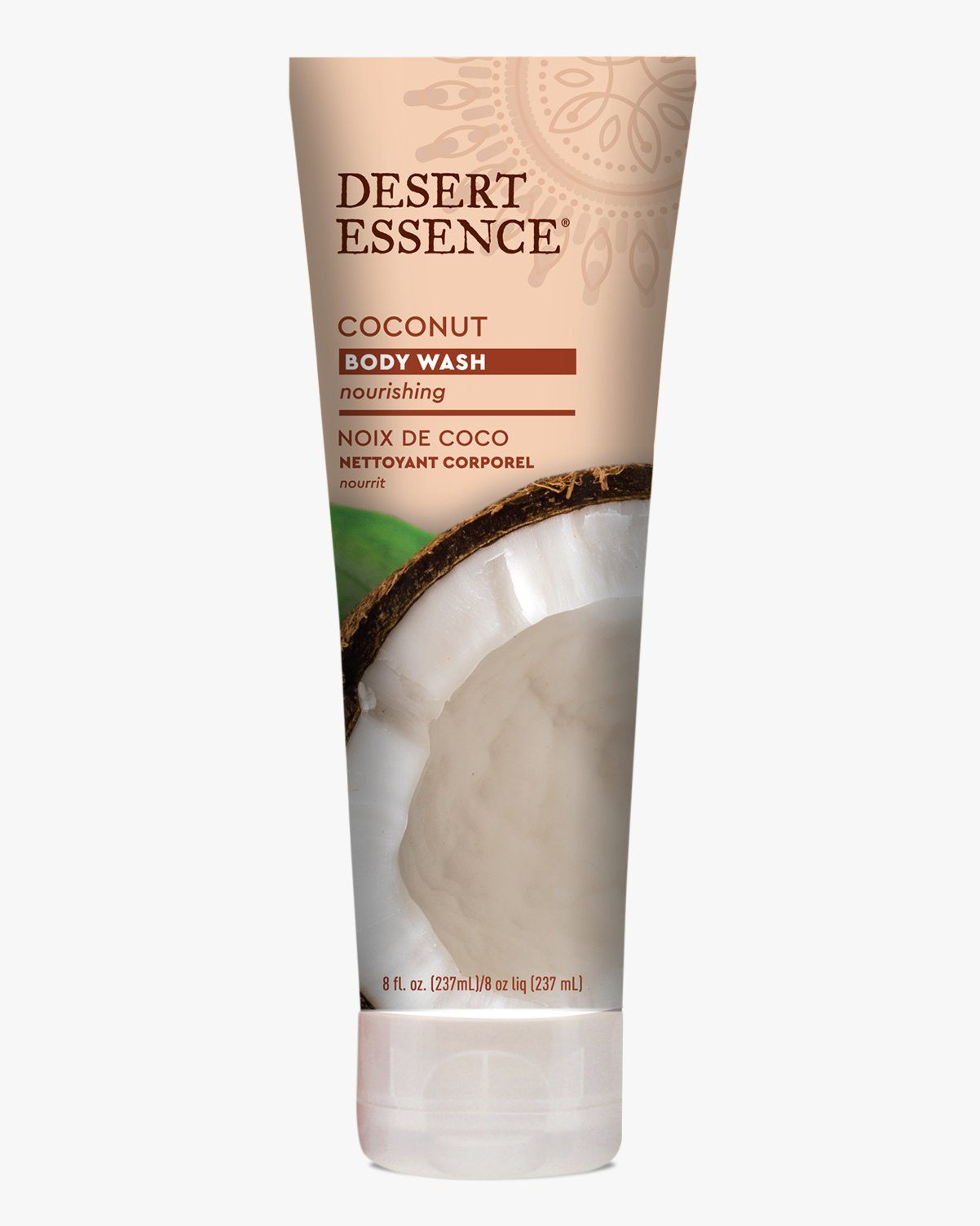 Personal Care - Desert Essence - Coconut Body Wash, 237ml