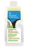 Personal Care - Desert Essence - Coconut Oil Pulling Rinse