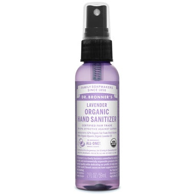 Personal Care - Dr. Bronner's - Hand Sanitizer - Lavender - 59 ML