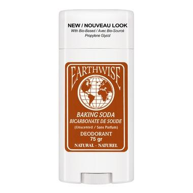 Personal Care - Earth Wise - Baking Soda Deodorant - 75g