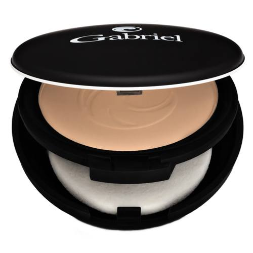 Personal Care - Gabriel Medium Beige Powder Foundation .30oz
