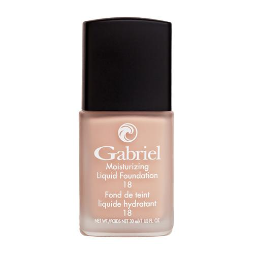 Personal Care - Gabriel Natural Beige Liquid Foundation  1oz