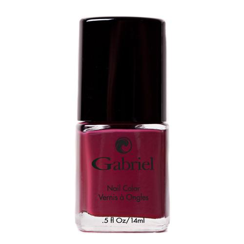 Personal Care - Gabriel Sangria Polish  .5oz