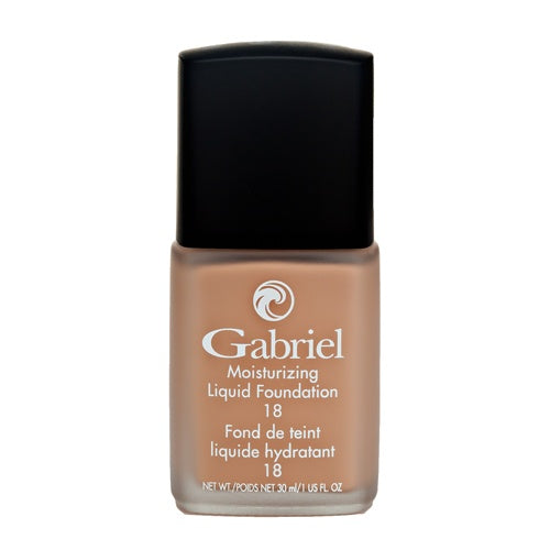 Personal Care - Gabriel True Beige Liquid Foundation  1oz