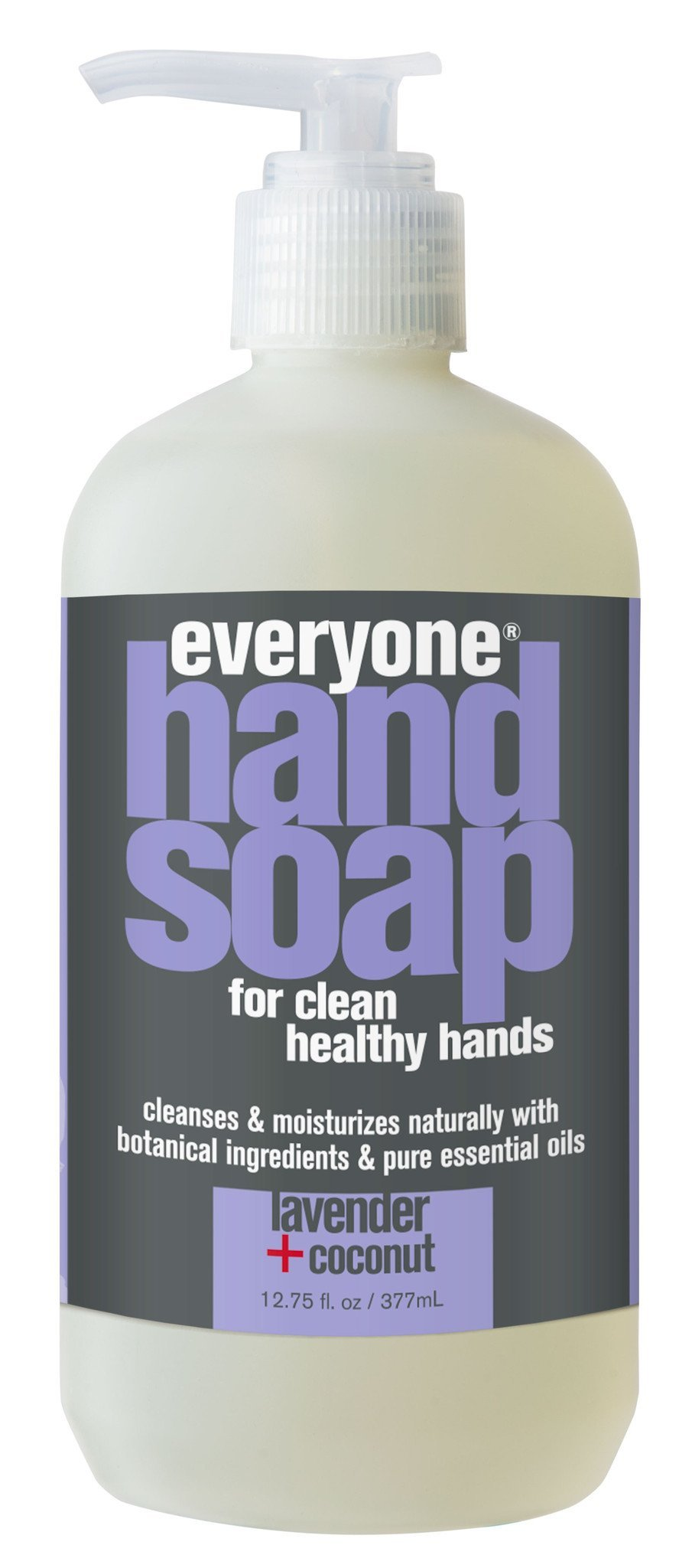 Personal Care,Gluten Free,Non GMO - EO - Everyone Lavender & Coconut Hand Soap, 377ml
