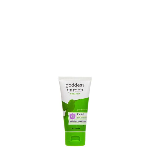 Personal Care - Goddess Garden - Facial Sunscreen Spf30 - 103ml