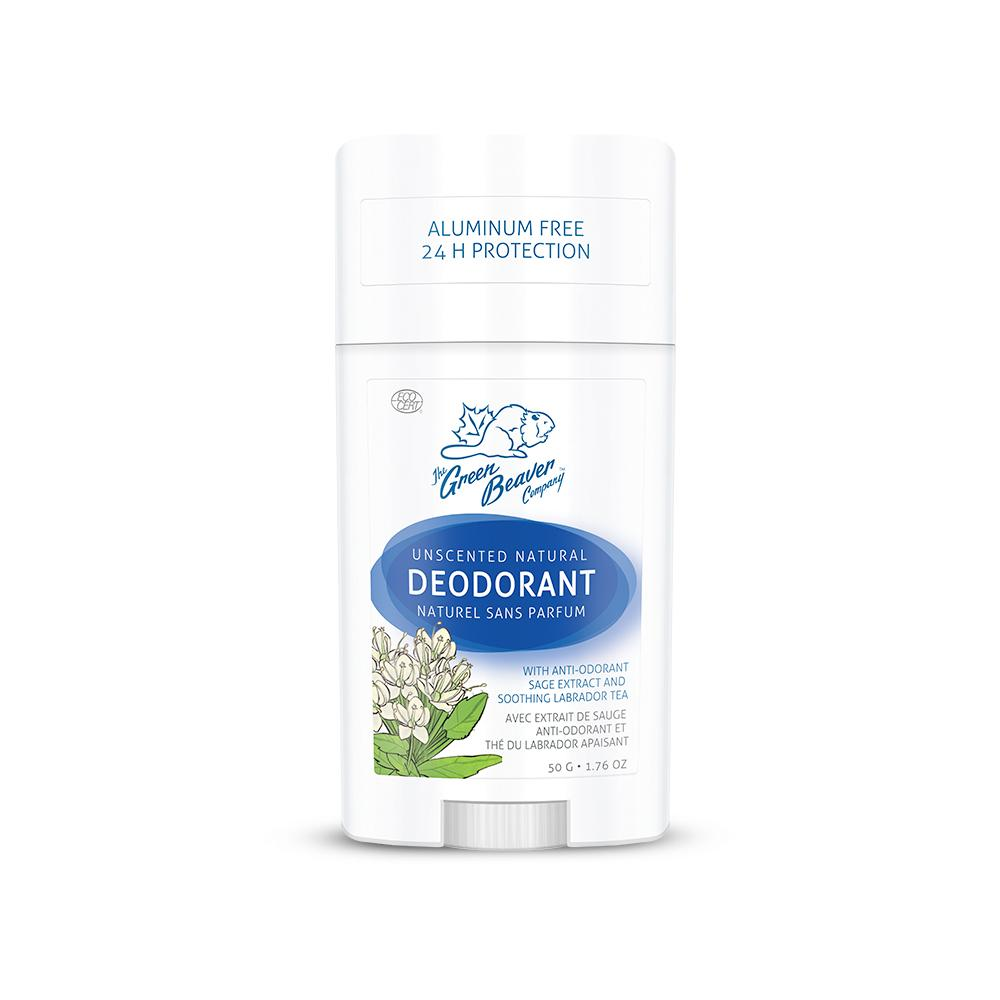Personal Care - Green Beaver - Fragrance Free Deodorant Stick, 50g