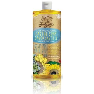 Personal Care - Green Beaver - Sunflower Liquid Soap - Mint - 1L