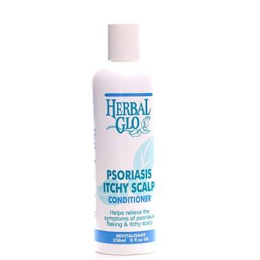 Personal Care - Herbal Glo - Psoriasis Itchy Scalp Conditioner. - 250ml