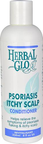 Personal Care - Herbal Glo - Psoriasis Itchy Scalp Conditioner, 250ml