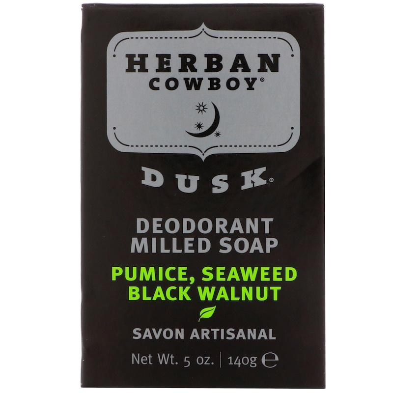 Personal Care - Herban Cowboy - Bar Soap, Dusk, 141g