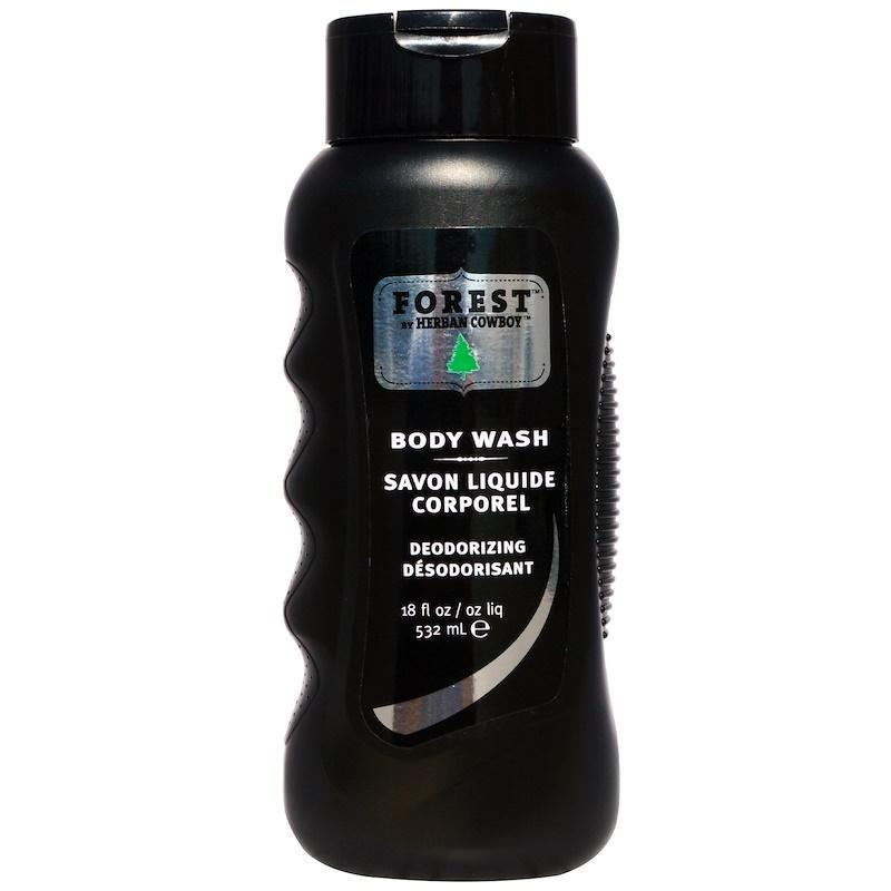 Personal Care - Herban Cowboy - Body Wash, Forest, 532ml