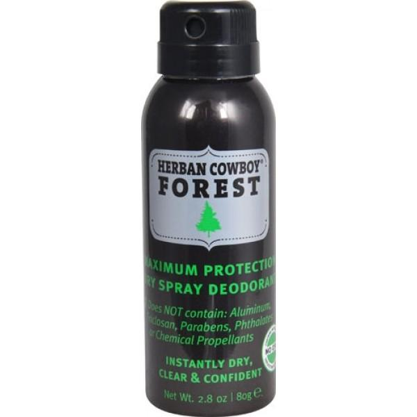 Personal Care - Herban Cowboy Deodorant Spray - Forest