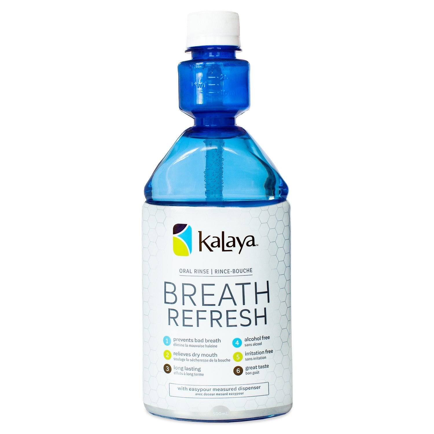 Personal Care - Kalaya - Breath Refresh Oral Rinse, 500ml