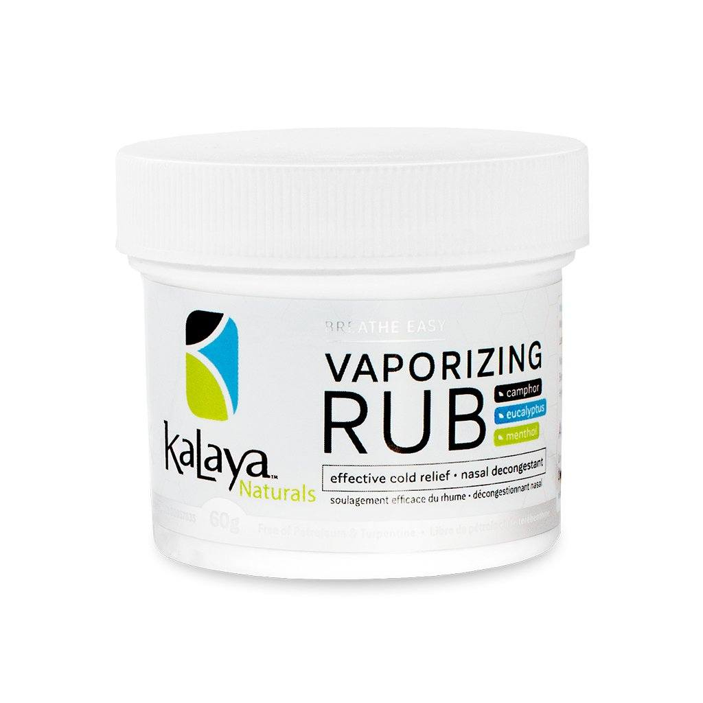 Personal Care - Kalaya - Breathe Easy Natural Vapor Rub, 60g
