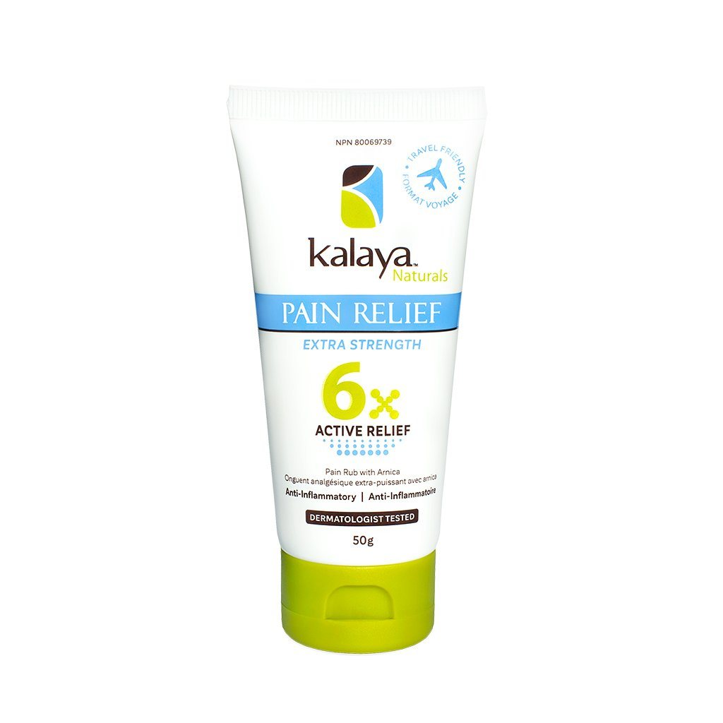 Personal Care - Kalaya - Extra Strength Pain Rub 6x, 50g