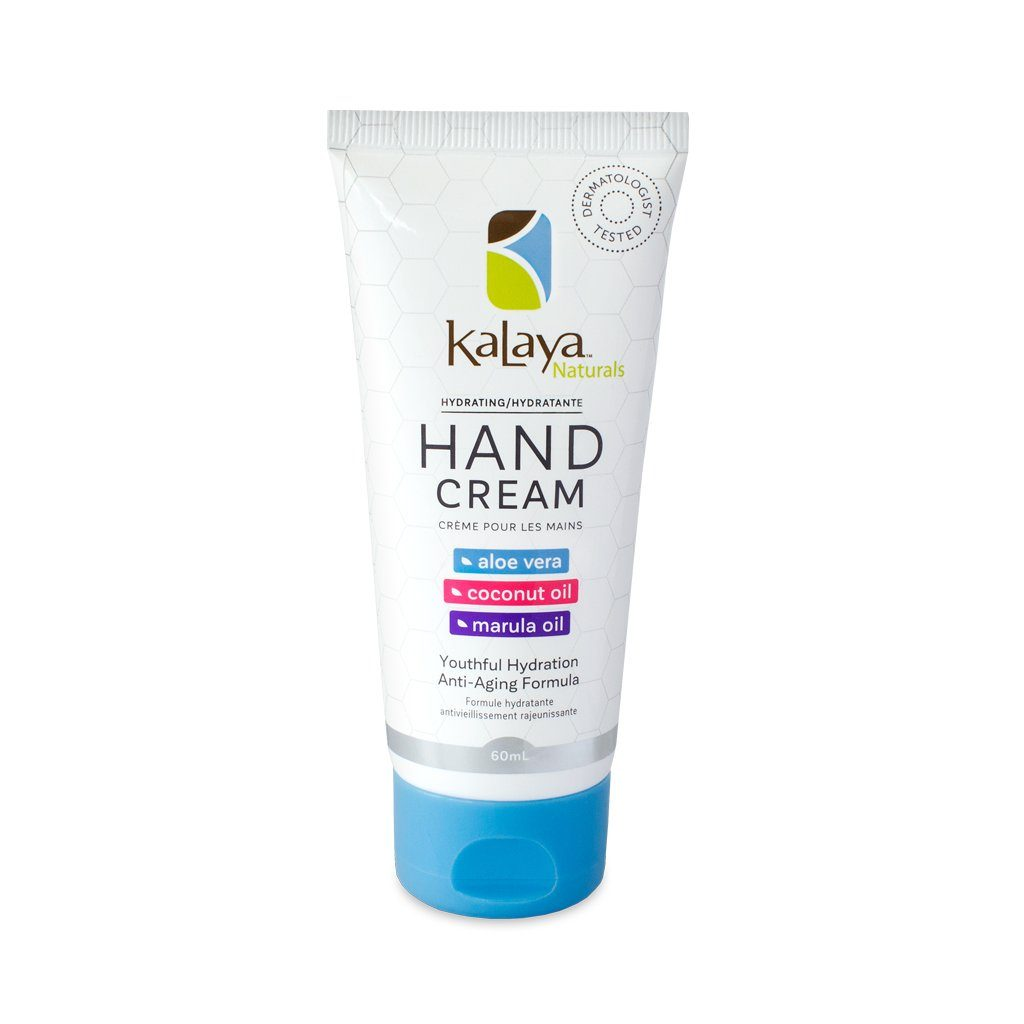 Personal Care - Kalaya Naturals -  Hydrating Hand Cream, 60ml