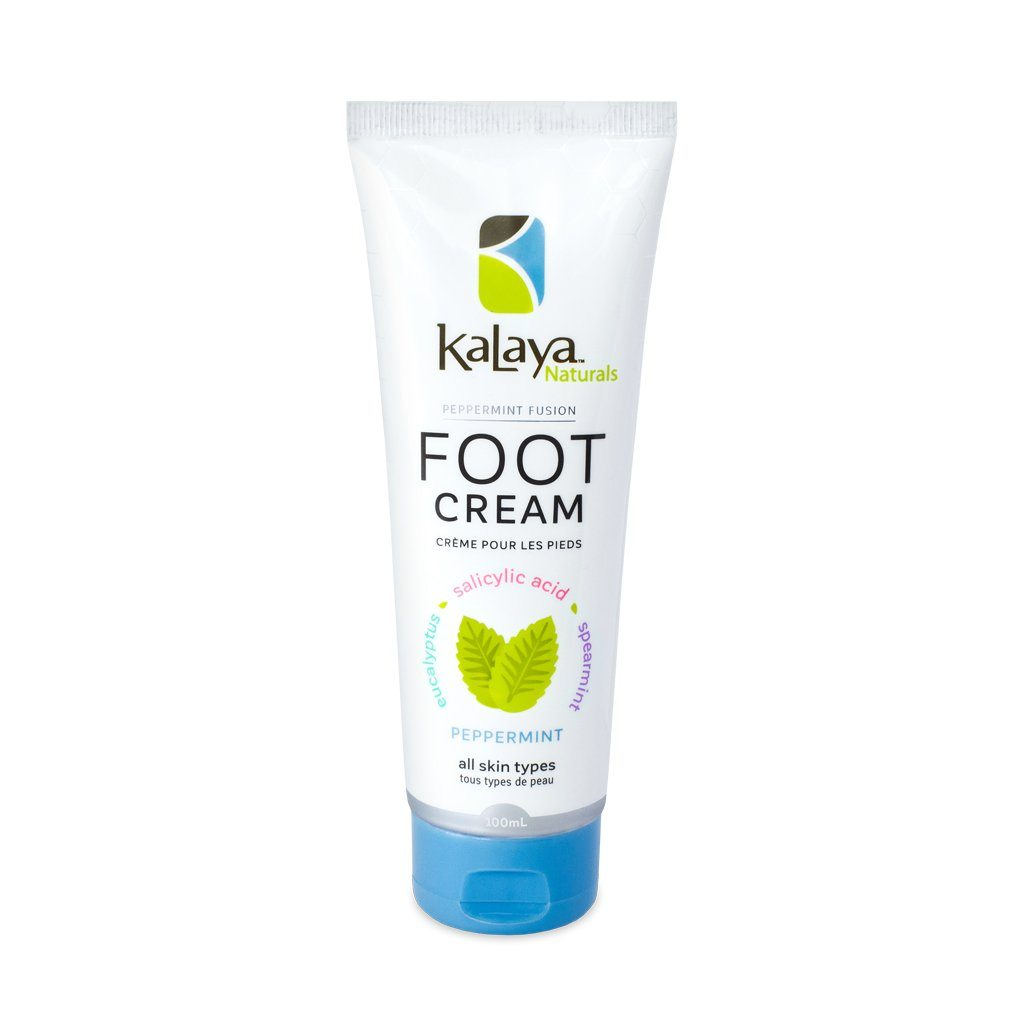 Personal Care - Kalaya - Peppermint Fusion Foot Cream, 100g