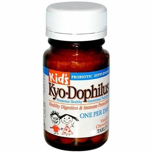 Personal Care - Kyolic - Kid's Kyo-Dophilus, 45 Tabs