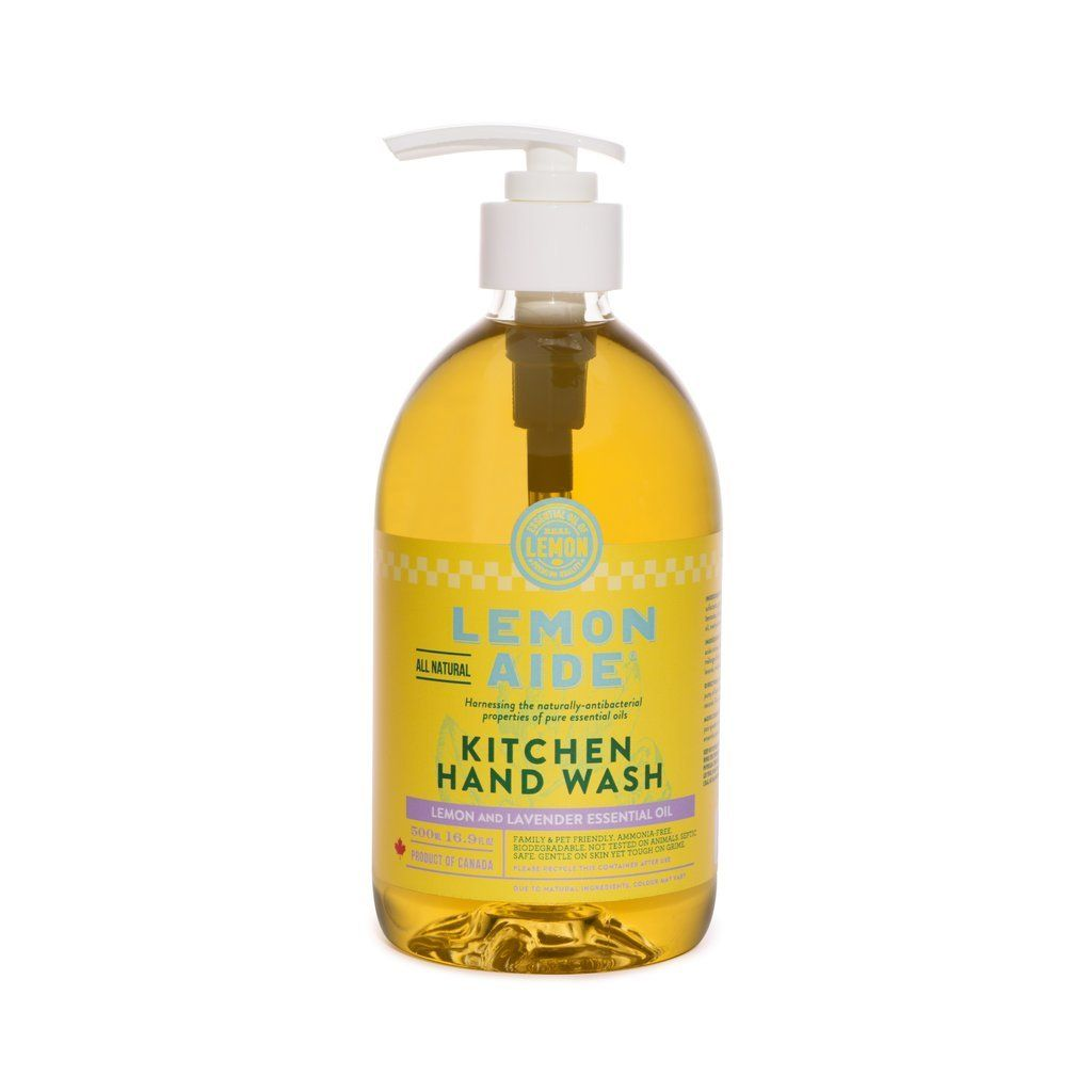 Personal Care - Lemon Aide - Lemon & Lavender Kitchen Hand Wash, 500ml