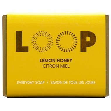 Personal Care - LOOP - Bar Soap, Lemon Honey, 100g