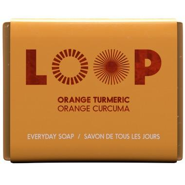 LOOP - Bar Soap, Orange Turmeric, 100g