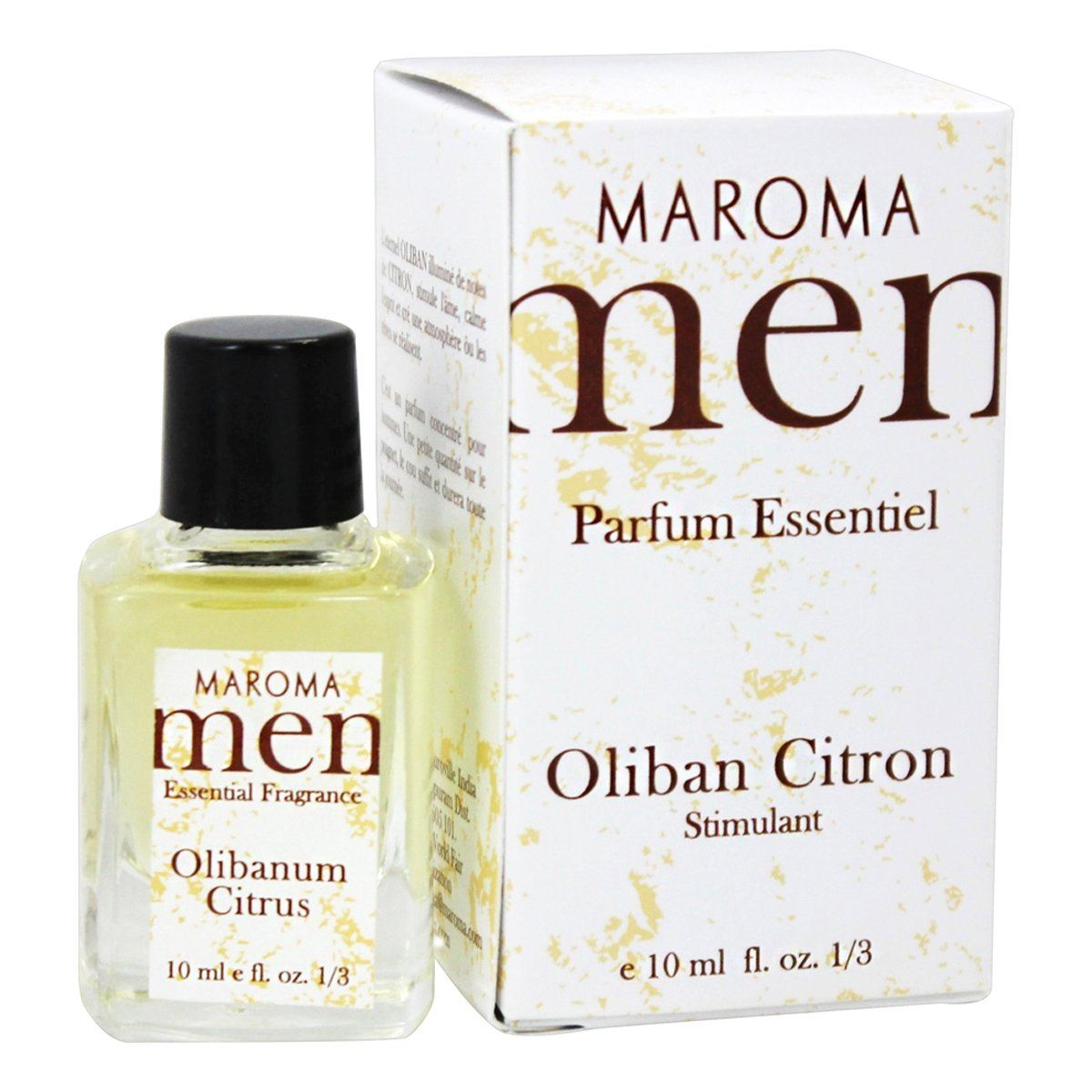 Personal Care - Maroma - Olibanum Citrus Fragrance, 10mL