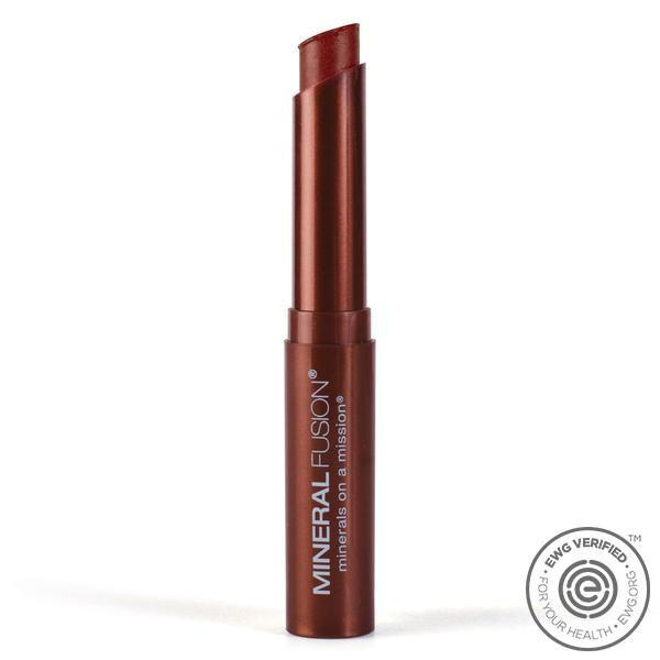 Personal Care - Mineral Fusion - Lip Butter - Pomegranate - 3.9g