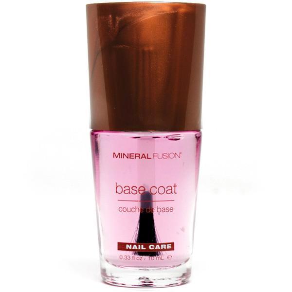 Personal Care - Mineral Fusion Nail Polish Base Coat, 0.33oz