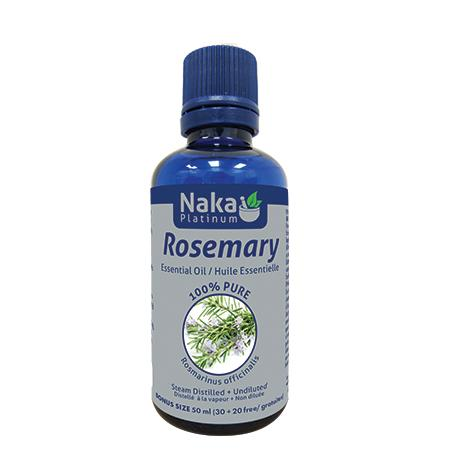 Personal Care - Naka Platinum - Rosemary Oil, 50ml