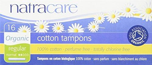 Personal Care - Natracare Regular - Org. Tampons With Applicator 16 Ct