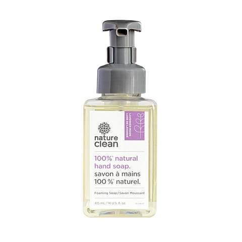 Personal Care - Nature Clean - Foaming Hand Soap (Lavender Moon), 415mL