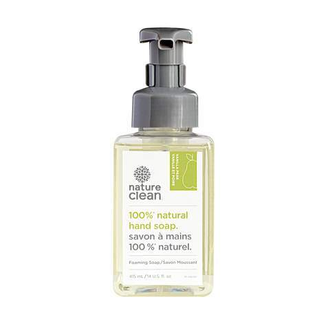 Personal Care - Nature Clean - Foaming Hand Soap (Vanilla Pear), 415mL