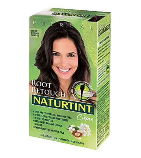 Personal Care - Naturtint - Root Retouch Crème Light Brown, 45g