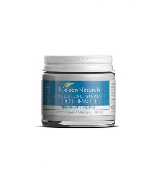 Personal Care - Nelson Naturals - Spearmint Remineral Toothpaste - 60 ML