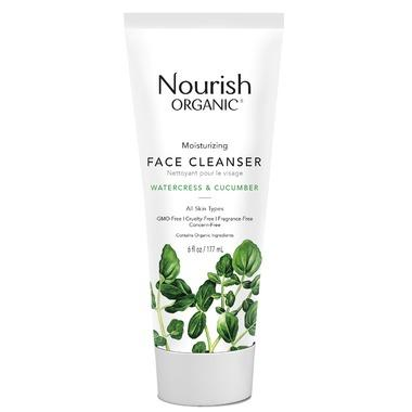 Personal Care - Nourish Organic - Moisturizing Face Cleanser, 177ml